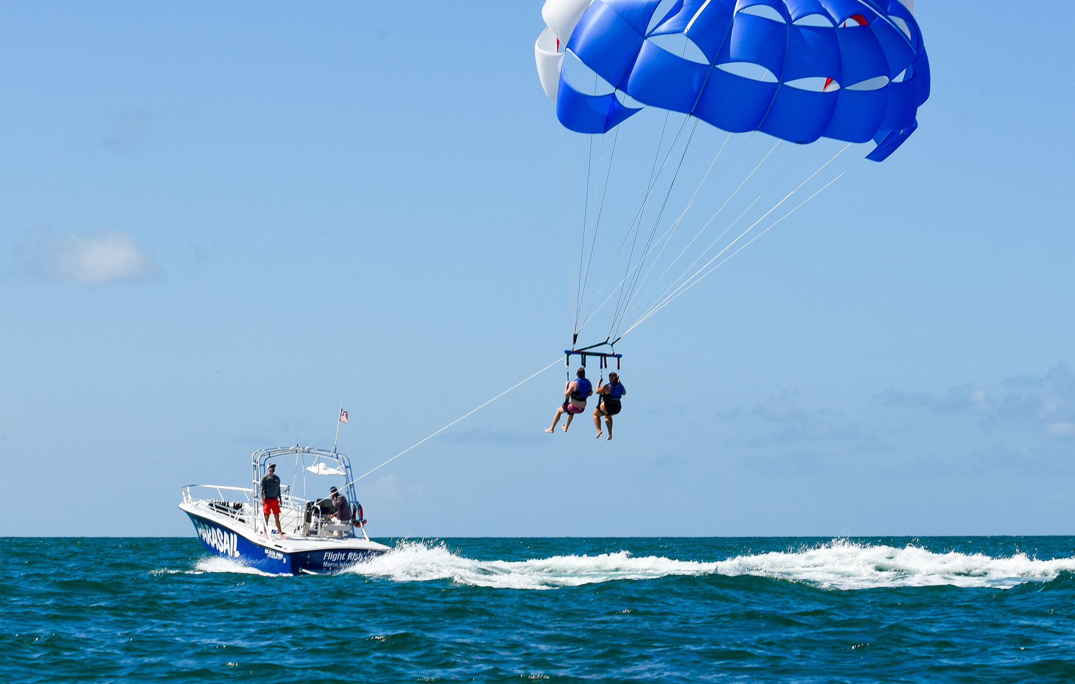 Parasail Adventure - Ritz 2